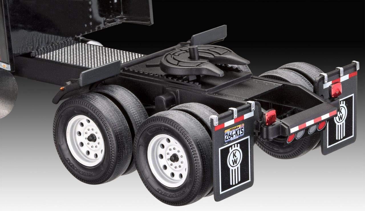Revell-Gift Set Kiss Tour Truck Rock 1//32 07644 7644 Escala 1:32 Kit de Modelos de pl/ástico