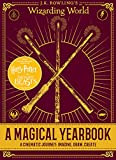 img - for A Magical Yearbook: A Cinematic Journey: Imagine, Draw, Create (J.K. Rowling's Wizarding World) book / textbook / text book