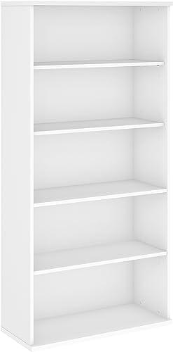 Bush Business Furniture Studio C 5 Shelf Bookcase