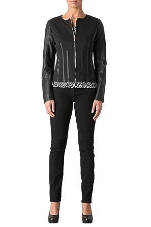 36c5620f65be5d Bréal - Veste - Femme - Noir - S: Amazon.fr: Vêtements et accessoires
