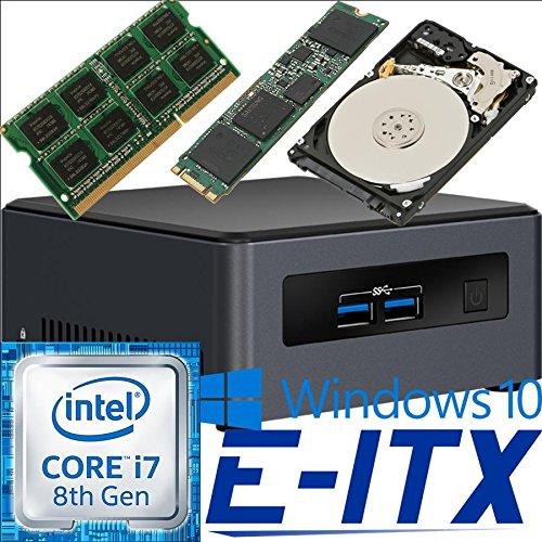 Intel NUC7I7DNHE 8th Gen Core i7 System, 4GB DDR4,...