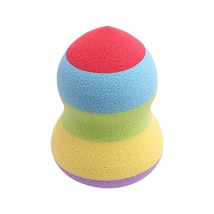 GHC Set de pinceles de maquillaje Nuevo Rainbow Beauty Calabaza ...