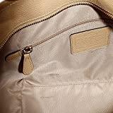 Coach-33915-Embossed-Leather-Large-Taxi-Tote-Handbag-Purse-Nude