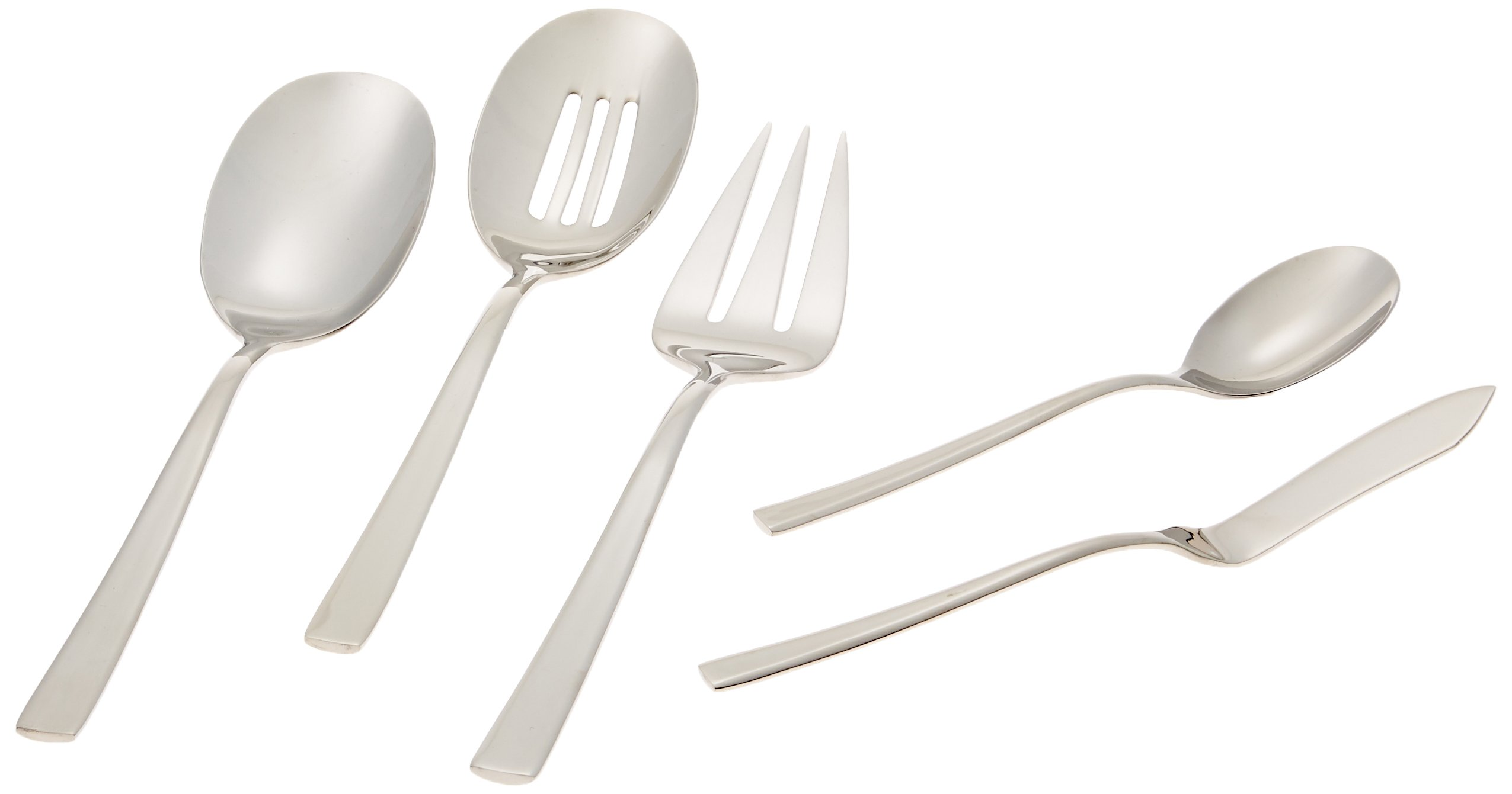 Reed & Barton Cole 18/10 Stainless Steel 65-Piece Set by Reed & Barton (Image #4)