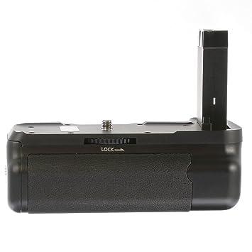 Ruili - Soporte Vertical de batería para cámara réflex Digital ...