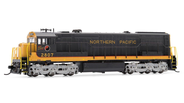 Arnold Northern Pacific GE U28C Diesel DCC Ready #2807 N Scale Locomotive HN2313 Hornby