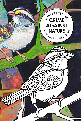 Crime Against Nature, the coloring book pdf