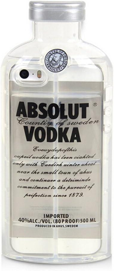 Absolut Vodka Conception TPU Coque en caoutchouc pour iPhone 6 11 ...