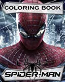 Spider-Man: Coloring Book for Kids