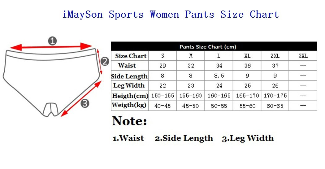 TSin Women's 3D Padded Bicycle Cycling Underwear Comfort Style Shorts (Color Rainbow Size L)