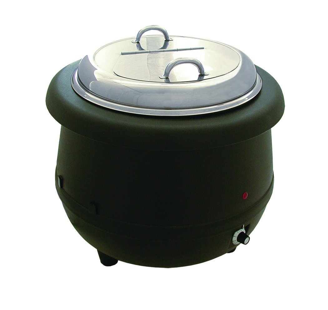 mise à jour International (Esw-10al) 10,5Qt soupe Warmer