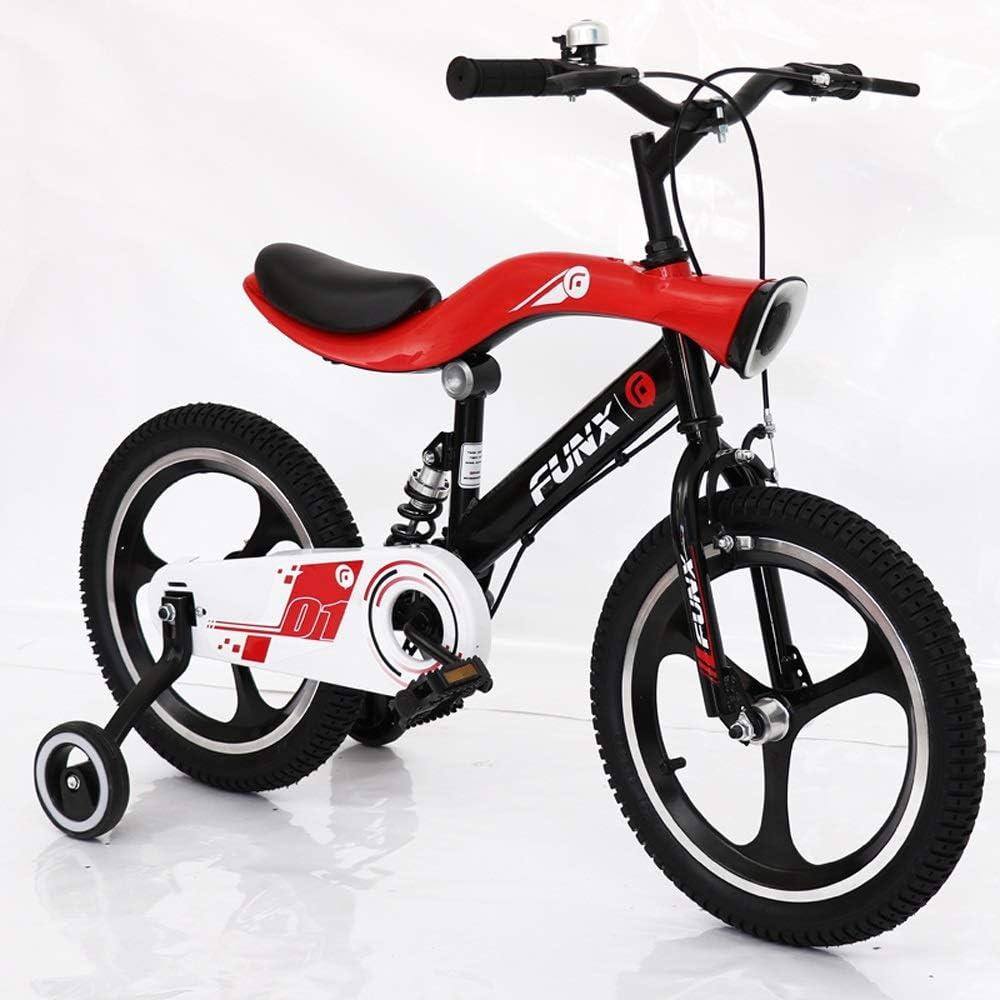 TSDS Bicicleta para niños Rueda de 4 Ruedas Bicicleta de montaña ...