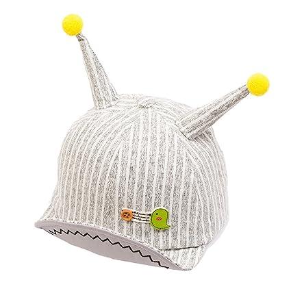 6259488ff Amazon.com: Wcysin Newborn Handmade Hat, Cute Cotton Soft Cap for ...