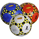 Football 32 panel football - INFLATED Size 5 -choice of colours- pocket money - Gift in red, blue or white