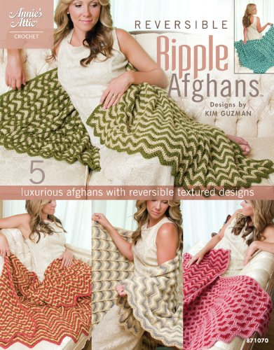 Reversible Ripple Afghans (Afghan Pattern Knitting Ripple)
