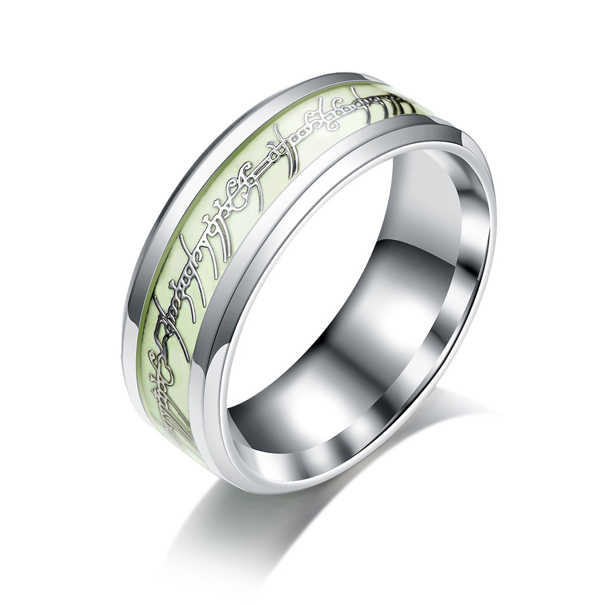 Kaiyufu Jewelers Luminous Lord Of The Ring Glow In The Dark