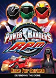 Power Rangers RPM, Vol. 2: Race for Corinth