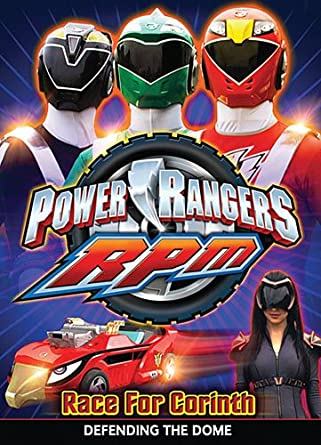 power rangers rpm online dublado