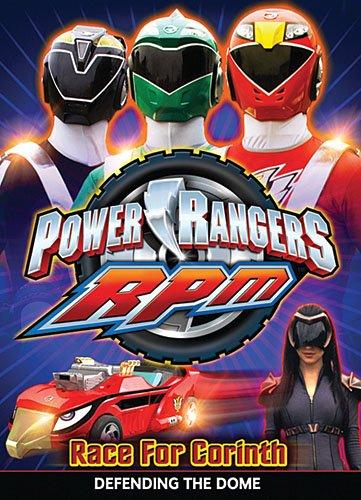 Amazon.com: Power Rangers RPM, Vol. 2: Race for Corinth: Eka ...