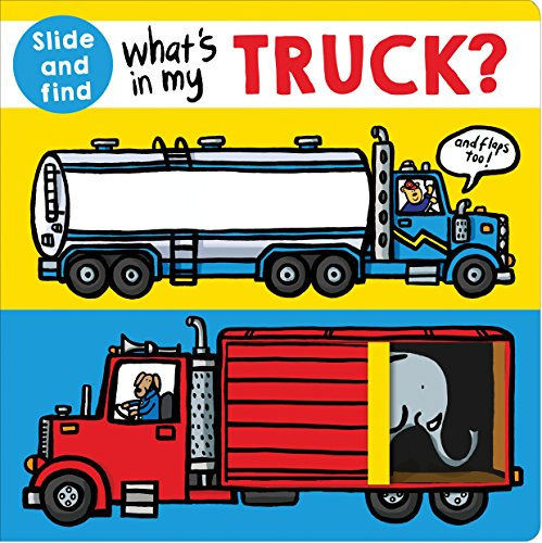 What's in my Truck?: A slide and