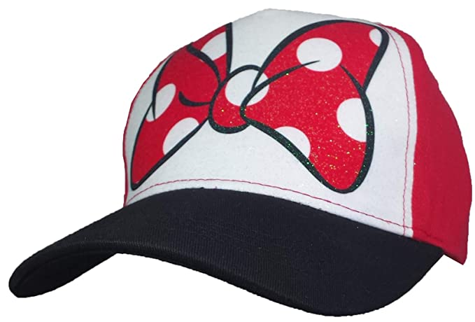 058506bd91a Amazon.com  Disney Minnie Mouse Baseball Cap  Clothing