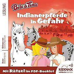 Indianerpferde in Gefahr (Bibi und Tina)