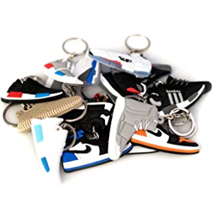3f937979639f Amazon.com  Air Mag Keychain - Glow in the Dark - Back to the Future ...