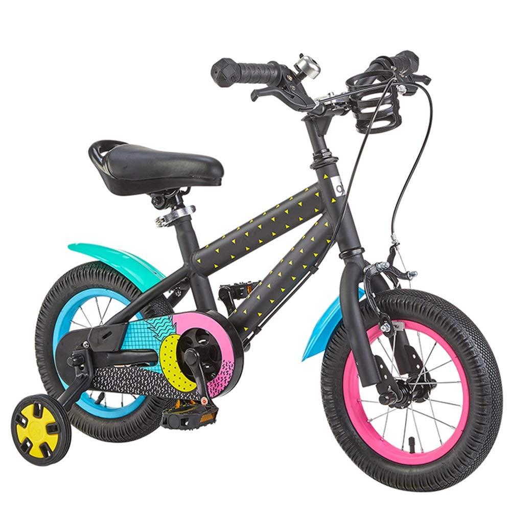 YUMEIGE Bicicletas Bicicletas infantiles, con portavasos ...