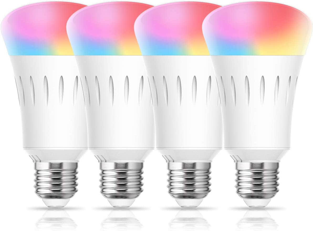 LOHAS Smart Bulb RGB Color Changing Dimmable