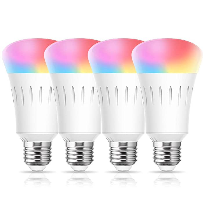 The Best Led Colored Lights Home Automation Works With Alexa