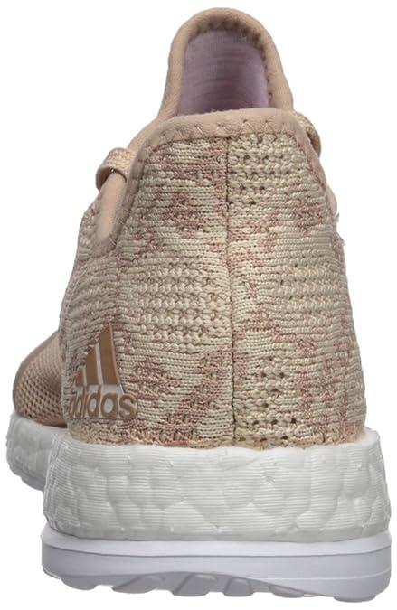 adidas donne pureboost x elemento scarpa da corsa, ash pearl / ash pearl