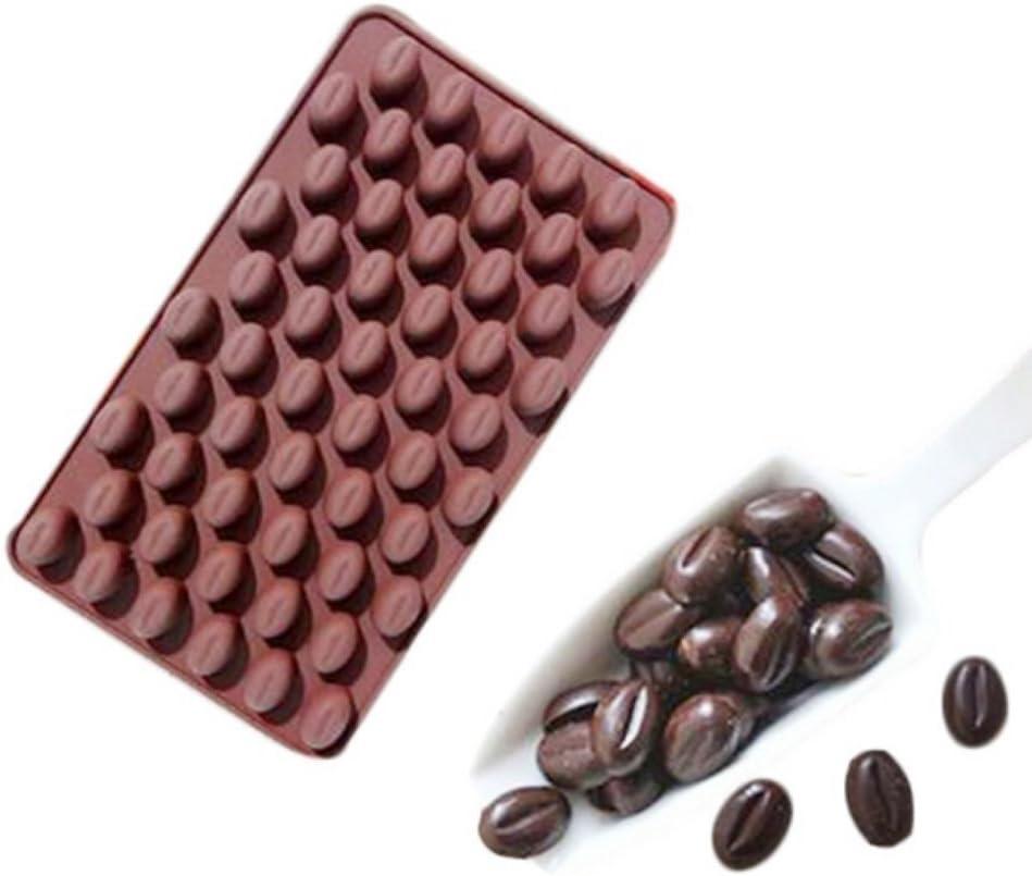 Stampo In Silicone Chicchi Di Caff/è 55 Impronte