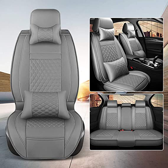 AUTOPDR Luxury Car Seat Cover Full Set