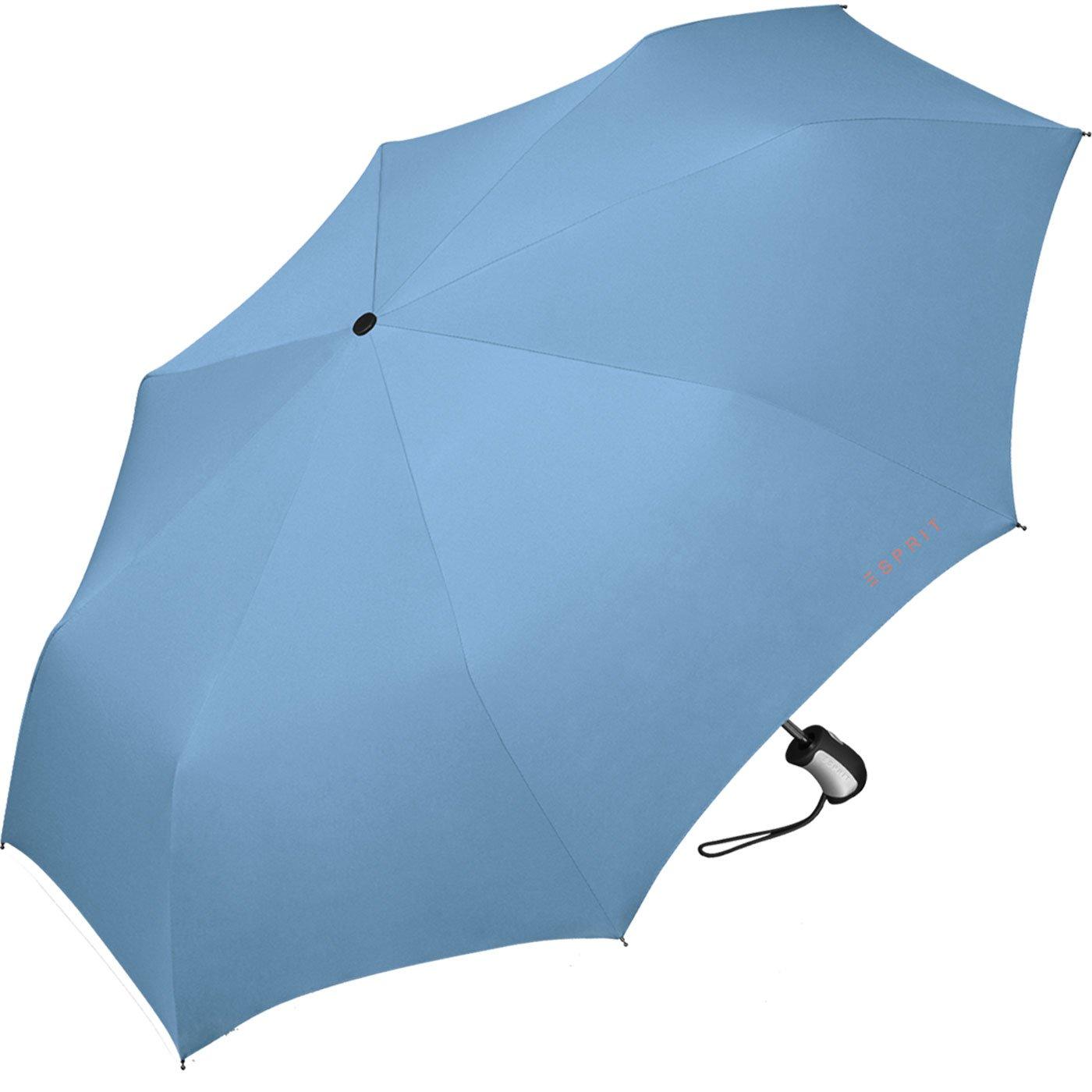 98 Cm Durchmesser Automatik Gut Esprit Easymatic Light Regenschirm Taschenschirm