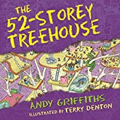 The 52-Storey Treehouse: The Treehouse Books, Book 4 | Andy Griffiths