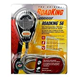 RoadKing RK56CHSS Chrome 4-Pin Dynamic Noise Canceling CB Mic with Chrome Cord Review