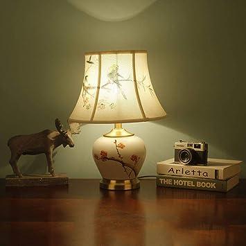 Lámpara de Mesa Lámpara de Escritorio, E27 Fuente de luz ...