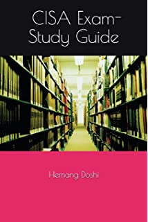 Amazon buy cisa review manual book online at low prices in india cisa exam study guide by hemang doshi fandeluxe Gallery