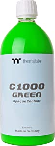 Thermaltake C1000 1000ml Vivid Color Computer Water Cooling System Coolant CL-W114-OS00GR-A, Green