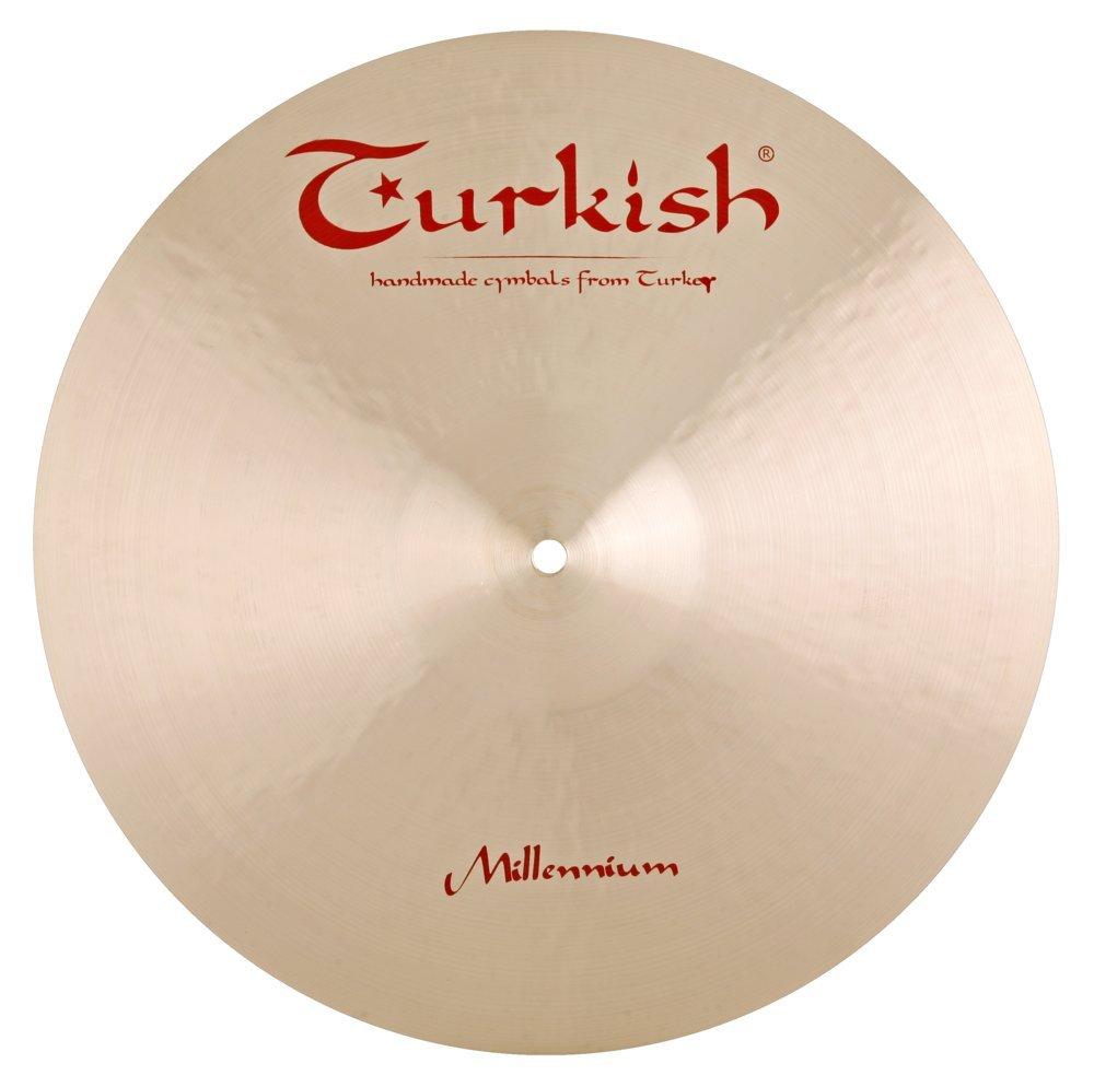Turkish* Cymbals Jazz Series 17-inch Millennium Millennium Crash Cymbal* Series MLN-C17 B0738XLZ3M, アールエス:6fff10c3 --- ijpba.info