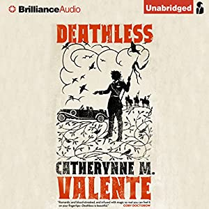Deathless Audiobook