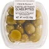 Fresh Pack Castelvetrano Olives Pitted, 4.4 oz