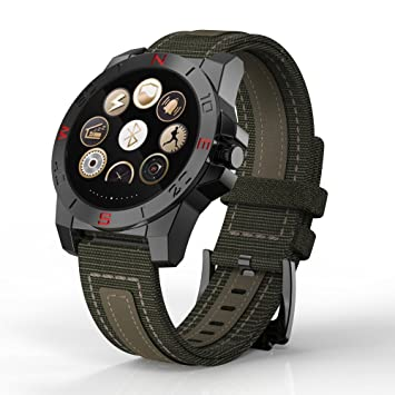 Smart Watch, Bluetooth Compass Cycling Computers Smartwatch ...