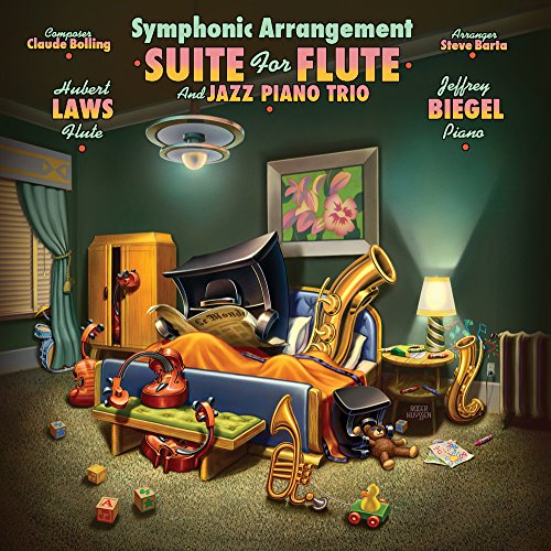 Symphonic Arrangement: Suite for Flute and Jazz Piano (Suite Flute)