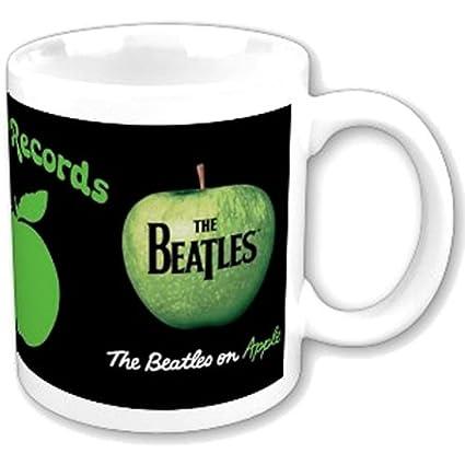 Beatles Apple Logo Coffee Mug