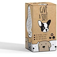 Compostable Dog Poop Bags | 10% to Charity | Biodegradable Vegetable Based | Eco and Earth Friendly Disposable Doggie…