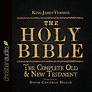 The Holy Bible in Audio - King James Version Hörbuch