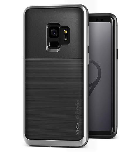official photos 181b7 c16a5 VRS Design Samsung Galaxy S9 Case, Dual Layer Protective Phone Case ...