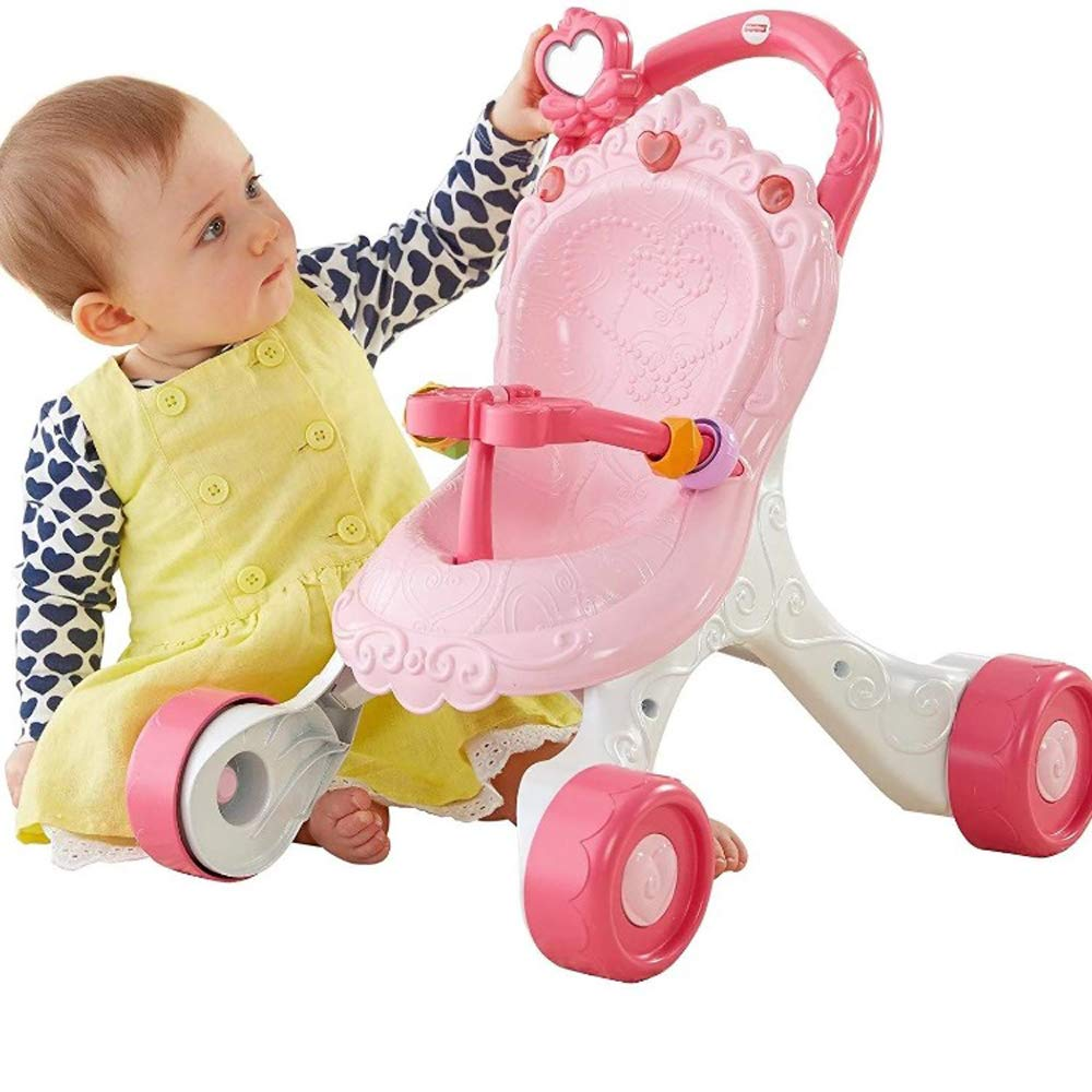 Baby walker Andador, Trolley, ciclomotor, Princesa Rosa ...