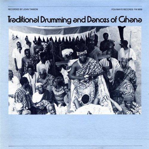 (Traditional Drumming Ghana /)
